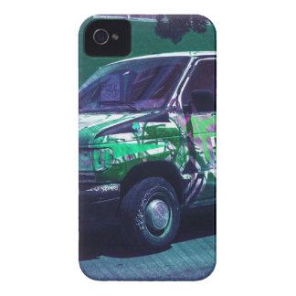 Roid de Van A - camión de la pintada de San Case-Mate iPhone 4 Coberturas