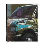 Roid de Van A - camión de la pintada de San Franci