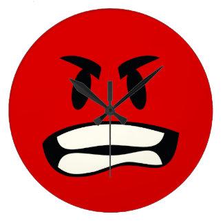 roid rage emoji large clock