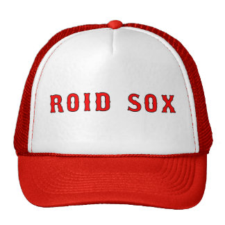 Roid Sox Hat (flat)