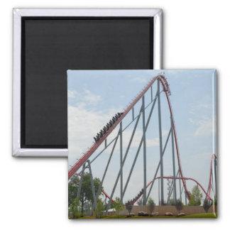 roiller coaster magnet