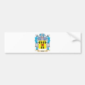 Roiz Coat of Arms - Family Crest Car Bumper Sticker