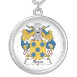 Rojas Family Crest Jewelry