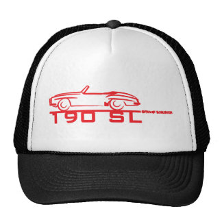 rojo 190SL Gorra