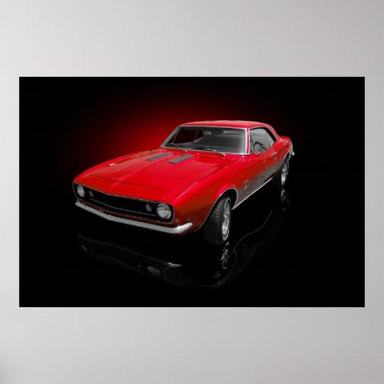Rojo 1967 póster