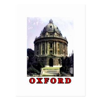 Rojo 1986 de la foto 198 de Oxford el GIF de Tarjeta Postal