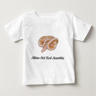 Rojo Axanthic del Het del albino T Shirts