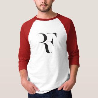 Rojo/blanco ricos de la camiseta del béisbol de la