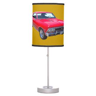 Rojo Chevy 1966 Chevelle SS 396