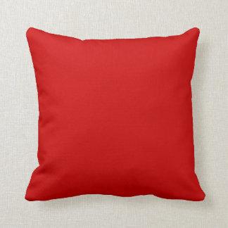 Rojo Almohadas