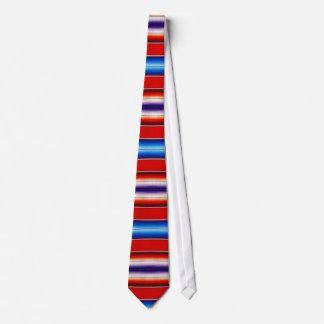 Rojo combinado mexicano del lazo corbatas