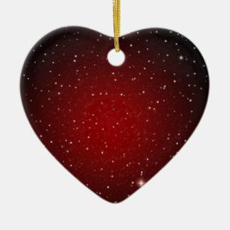 Rojo con clase con las estrellas > el ornamento ornamento para reyes magos
