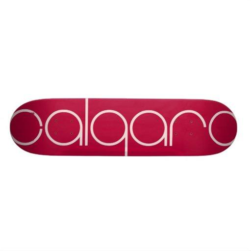 rojo cs-2 tabla de patinar