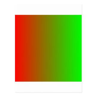 Rojo de Apple de caramelo para abonar pendiente Tarjetas Postales