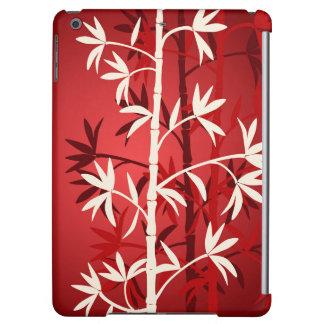 Rojo de bambú blanco