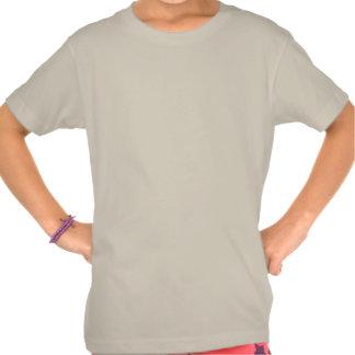 Rojo de Civishi #32, pájaro corriente abstracto Tshirts