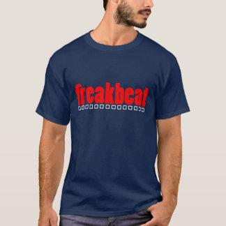 Rojo de Freakbeat Playera