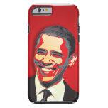 Rojo de la elección presidencial de Obama