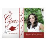 Rojo de la graduación 2011/de la clase