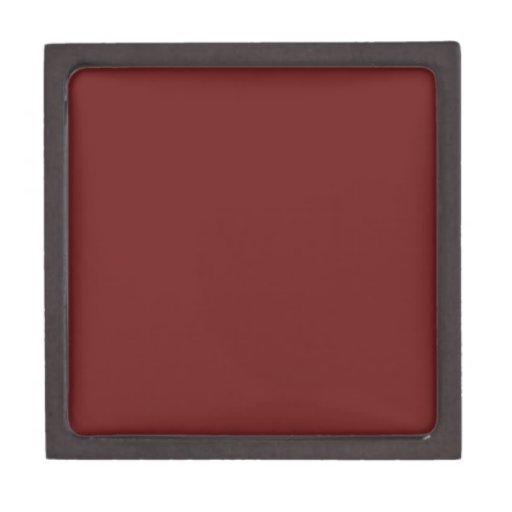 Rojo de la pasa cajas de regalo de calidad