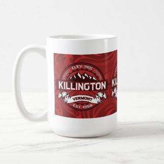 Rojo de la taza de Killington