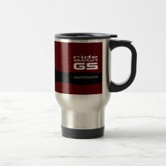 Rojo de la taza del viajero Paseo-Adv-GS