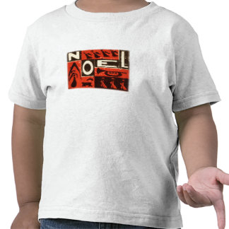 Rojo de Noel Camiseta
