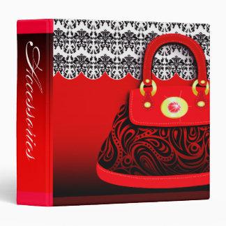 Rojo de Paisley del damasco de la moda del fiesta
