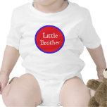 Rojo de pequeño Brother Trajes De Bebé