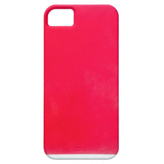 rojo de rubíes iPhone 5 carcasa