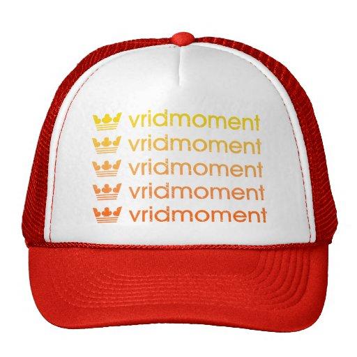 rojo de vridmoment_1990_orange gorros bordados
