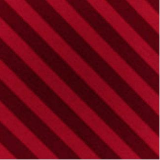 Rojo del arándano del papel pintado de la raya del fotoescultura vertical