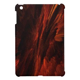 rojo del arte de la llama