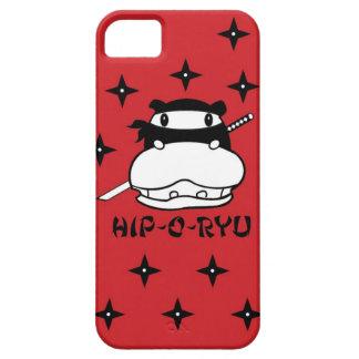 Rojo del caso del iPhone 5/5s de la Cadera-o-Ryu iPhone 5 Cárcasa