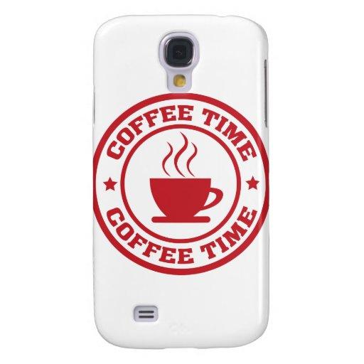Rojo del círculo del tiempo del café A251