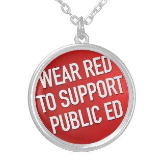 Rojo del desgaste para Ed. Collar