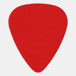 rojo del día lluvioso 14216 (i) púa de guitarra