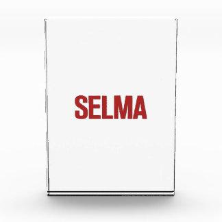 Rojo del Día-Selma de MLK