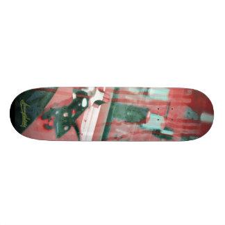 rojo del drippinzix patinetas personalizadas
