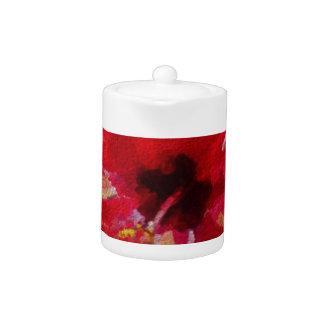 Rojo del hibisco
