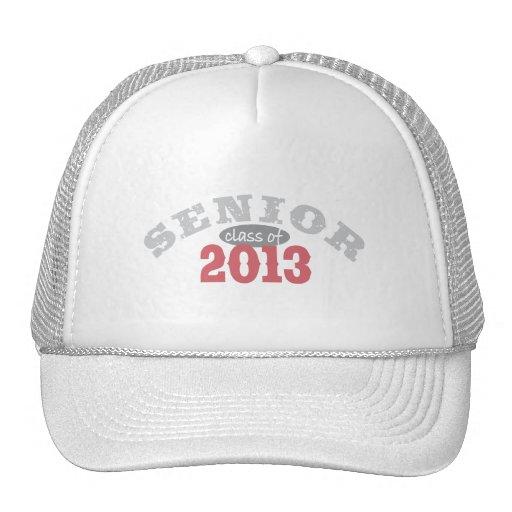 Rojo del mayor 2013 gorra