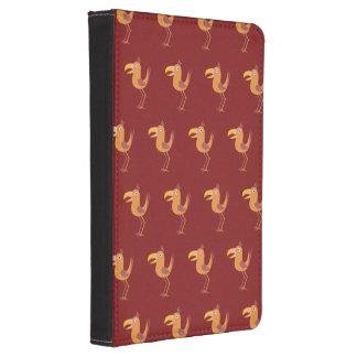Rojo del pájaro de Tucan Funda Para Kindle 4
