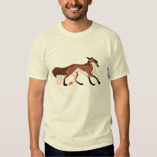 Rojo el Fox Poleras