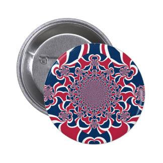 Rojo elegante de moda de los regalos de Hakuna Mat Pins