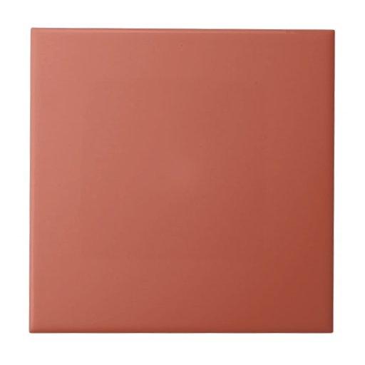 Rojo elegante del moho - el tender del color de la azulejos