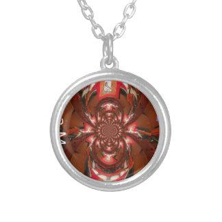 Rojo especial de Haloween de los regalos de Hakuna Colgante Redondo