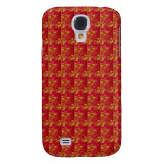 Rojo EXÓTICO tomado de la flor: Arte NAVIN JOSHI Samsung Galaxy S4 Cover