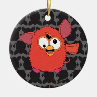 Rojo Furby de Phoenix Adorno Para Reyes