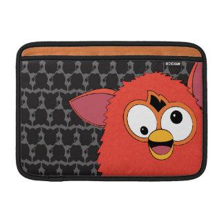Rojo Furby de Phoenix Funda Macbook Air