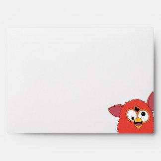 Rojo Furby de Phoenix Sobres